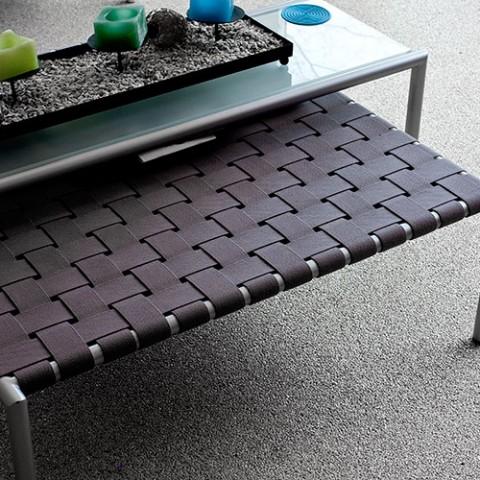 Steinteppich im privaten Bereich – Detail